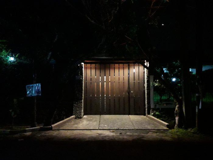 Kamera Belakang Samsung Galaxy M10 Malam 2