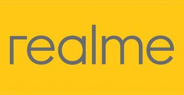 Logo Realme Featured