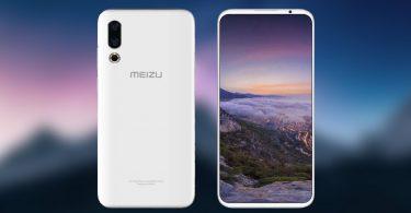 Meizu 16s Leak Feature