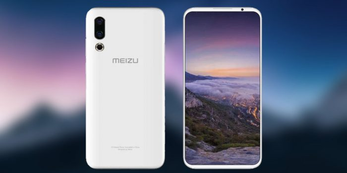 Meizu 16s Leak Feature