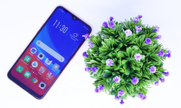 vivo Y12 Vs OPPO A5s Screen