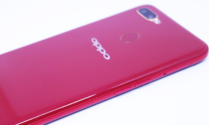 OPPO A5s Pinggir