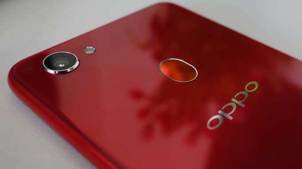 Oppo F7 Fingerprint Belakang Featured