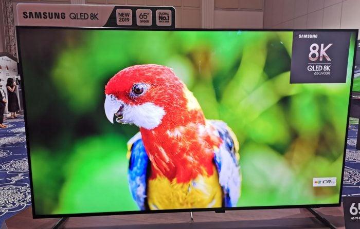 Samsung QLED 8K TV ukuran 65 Inci