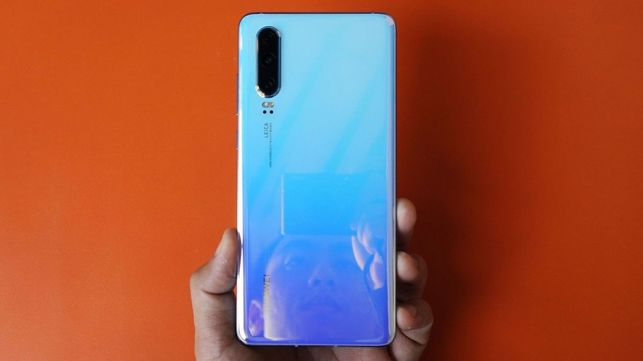 Review HUAWEI P30 Header