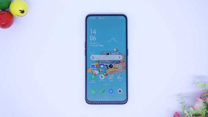 Review OPPO F11 Pro Header