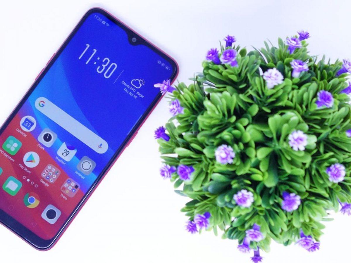 Cara Menampilkan Label Shot On Di Smartphone Oppo Gadgetren