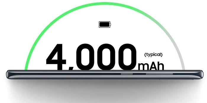 Samsung A20 vs Realme 3 Baterai
