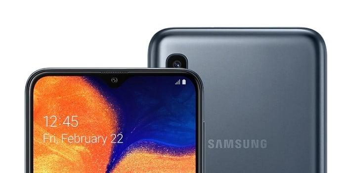 Samsung Galaxy A10 vs OPPO A3s Kamera