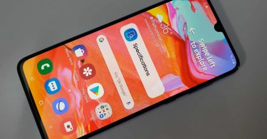 Samsung Galaxy A70 Feature