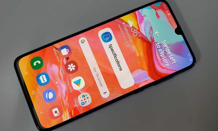 Samsung Galaxy A70 vs Galaxy A80 Kinerja