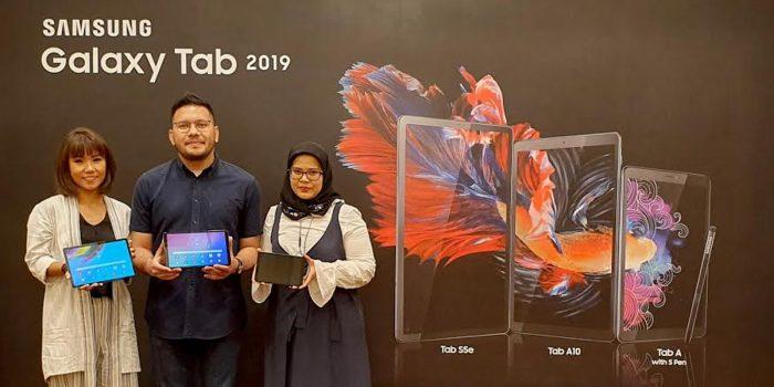 Samsung Galaxy Tab 2019 Header