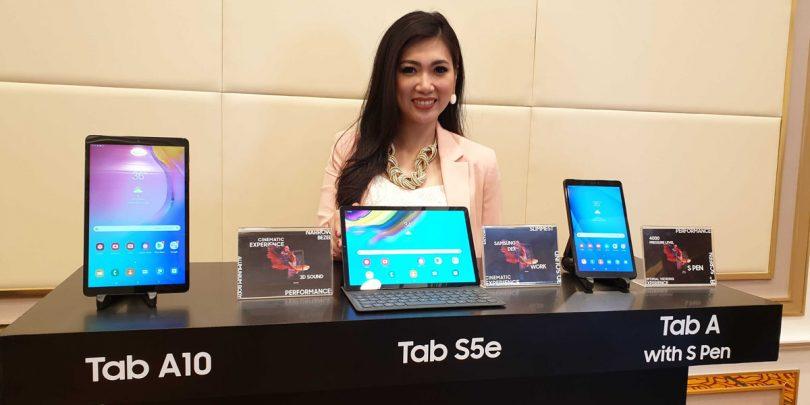 Samsung Galaxy Tab 2019 All
