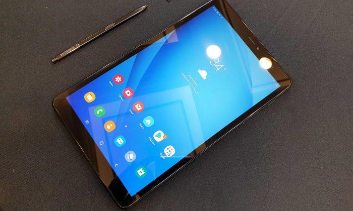 Samsung Galaxy Tab A With S Pen Cocok Untuk Menunjang