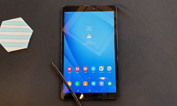 Samsung Galaxy Tab A with S Pen Datar