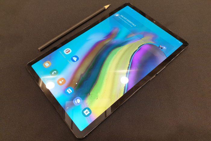 Samsung Galaxy Tab S5e Desain