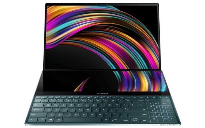 ASUS ZenBook Duo All