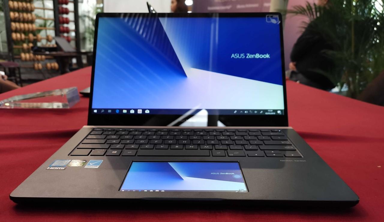 ASUS ZenBook Pro 14 UX480 Feature