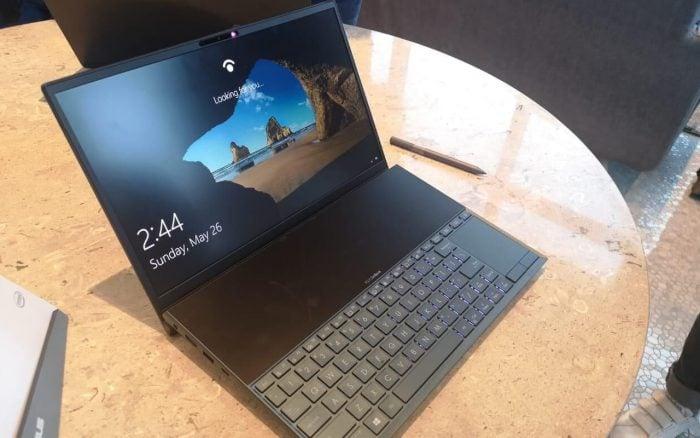 ASUS ZenBook Pro Duo Display