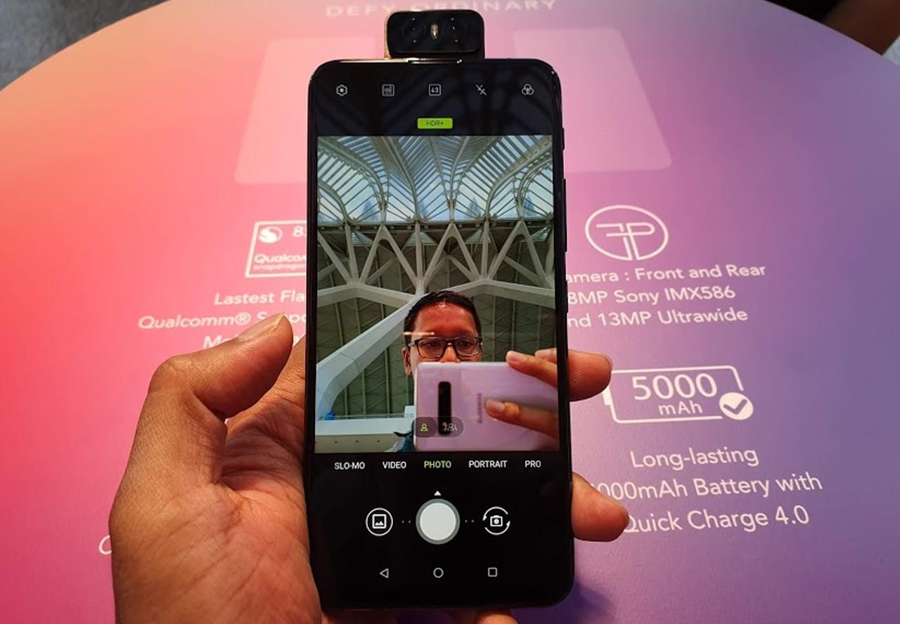 ASUS Zenfone 6 Selfie
