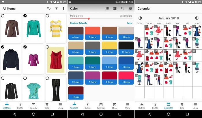 Aplikasi Busana Lebaran Terbaru Closet