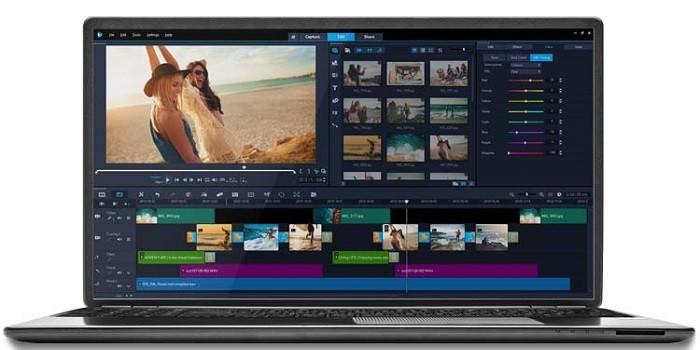 Aplikasi Edit Video di Laptop - Corel VideoStudio
