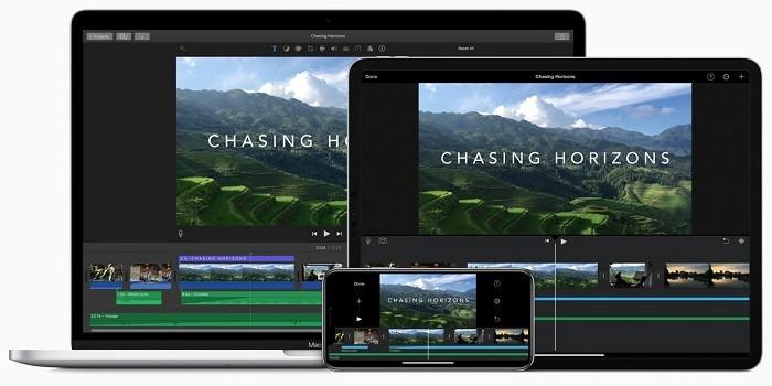 Aplikasi Edit Video di Laptop - iMovie