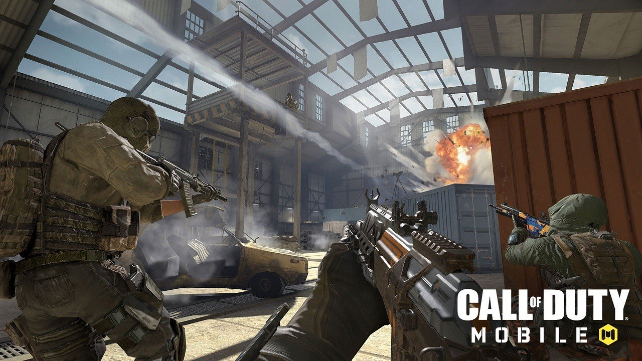 Cara Download Call of Duty Mobile - Header