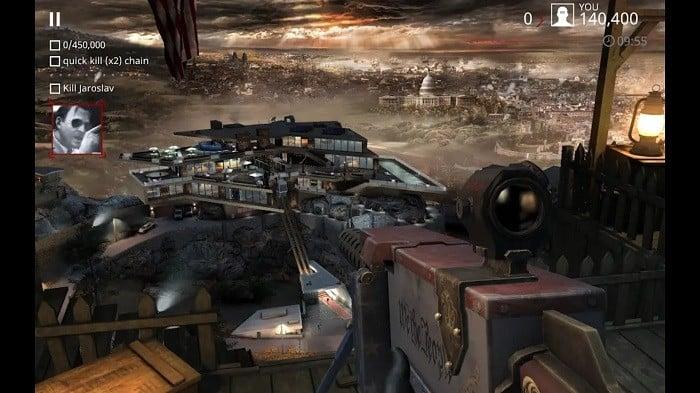 The Best Offline Game 2019 - Hitman Sniper