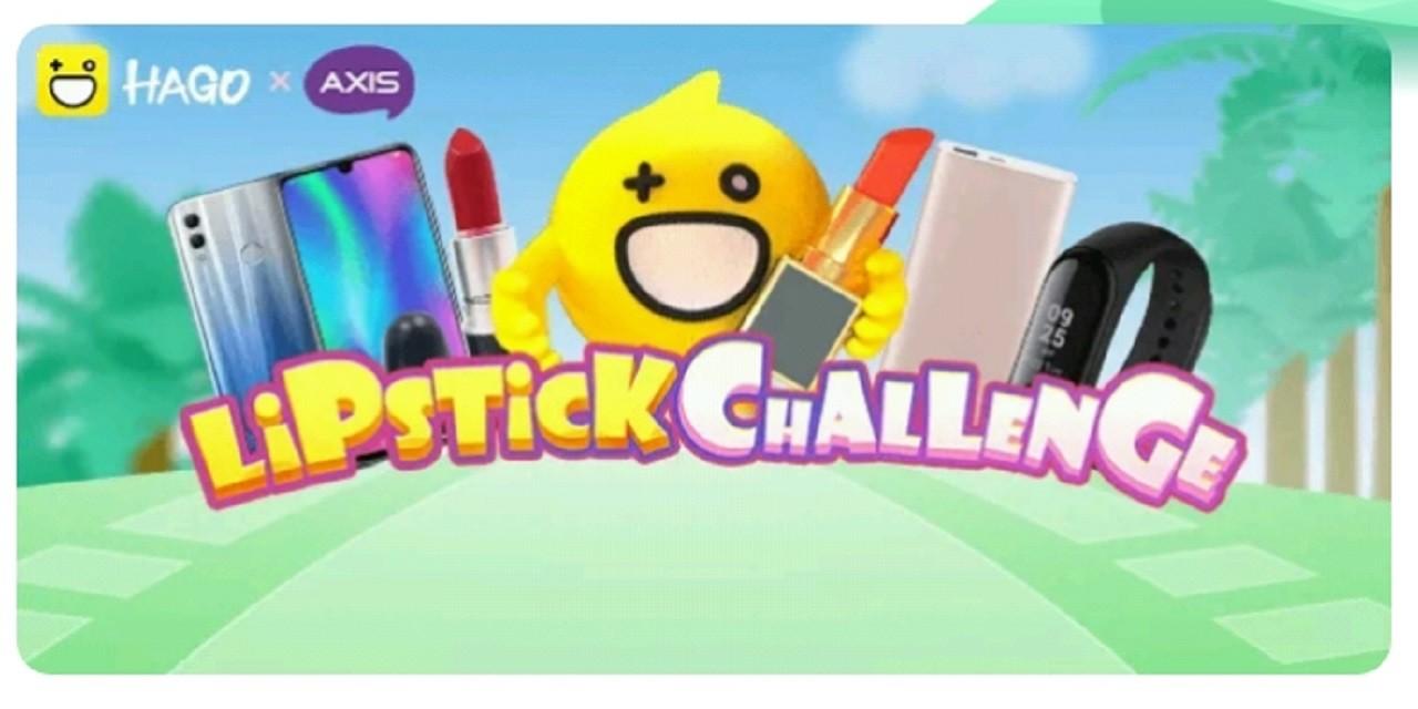 Hago Lipstick Challenge Header