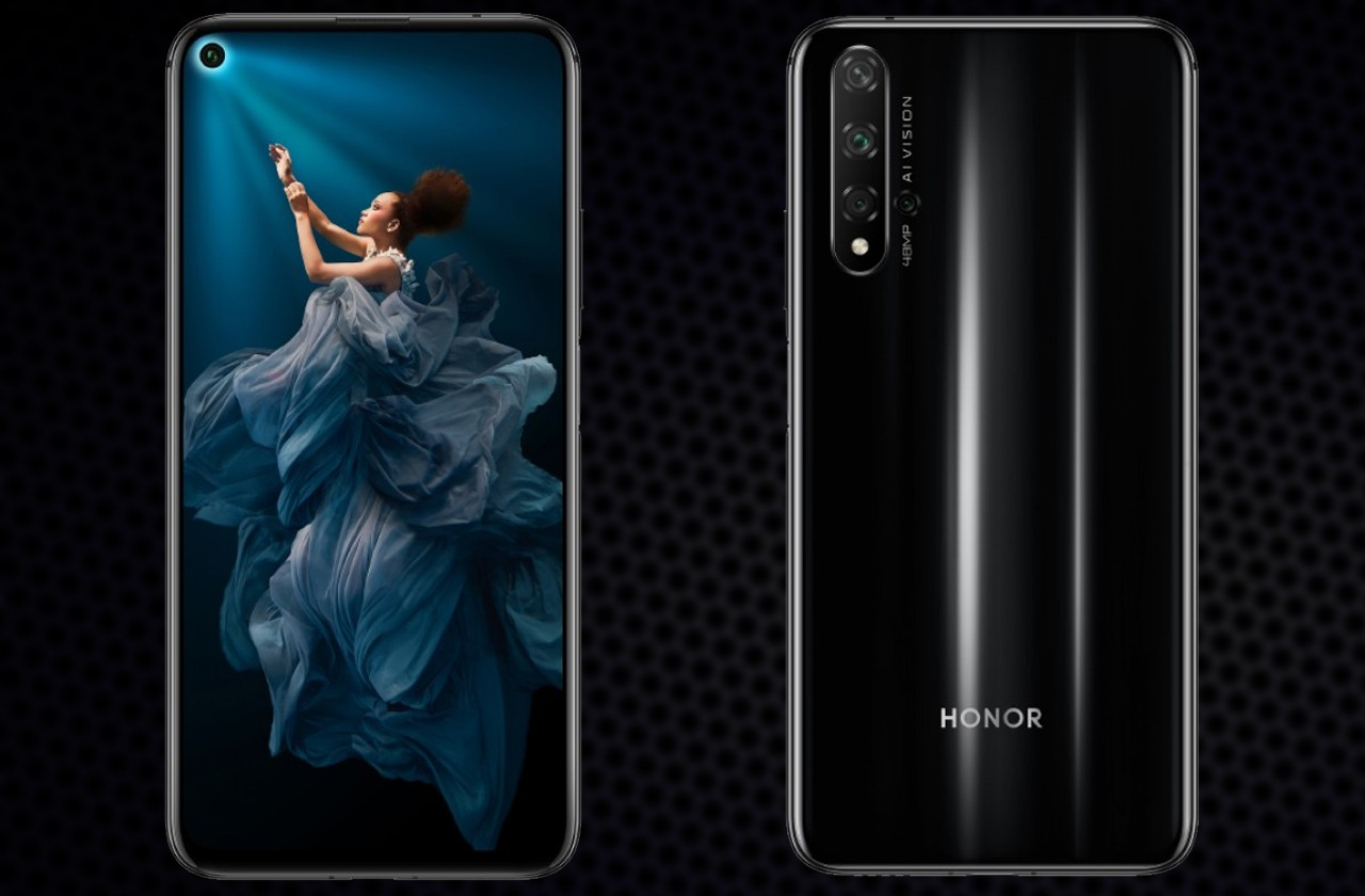 Honor 20 Feature