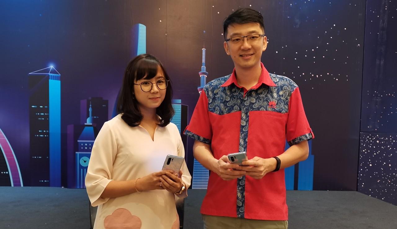 Huawei CBG
