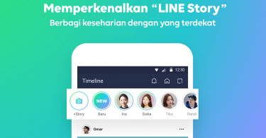 Line Story Feature