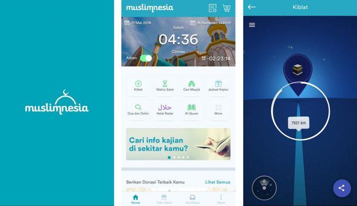Muslimensia Apps