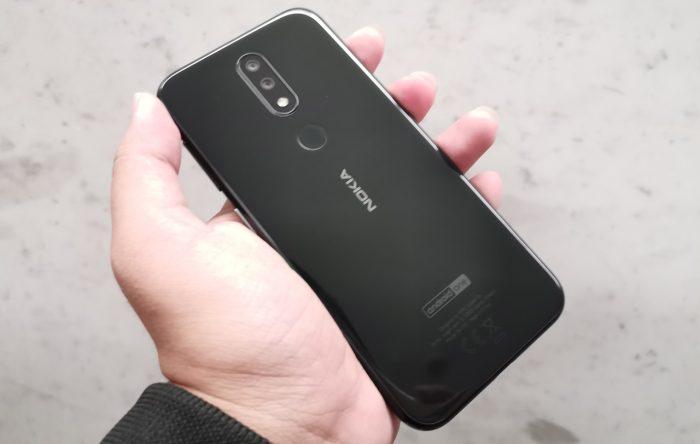 Nokia 42 Back