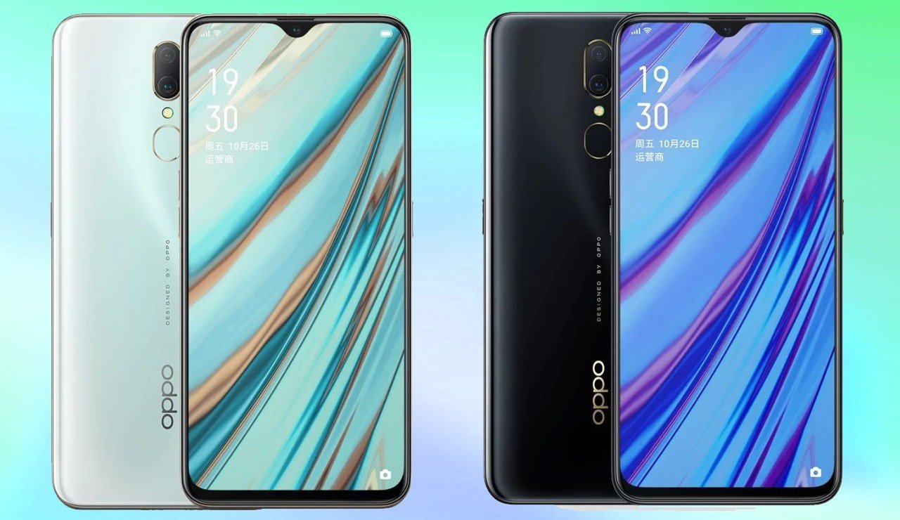 OPPO A9x Feature