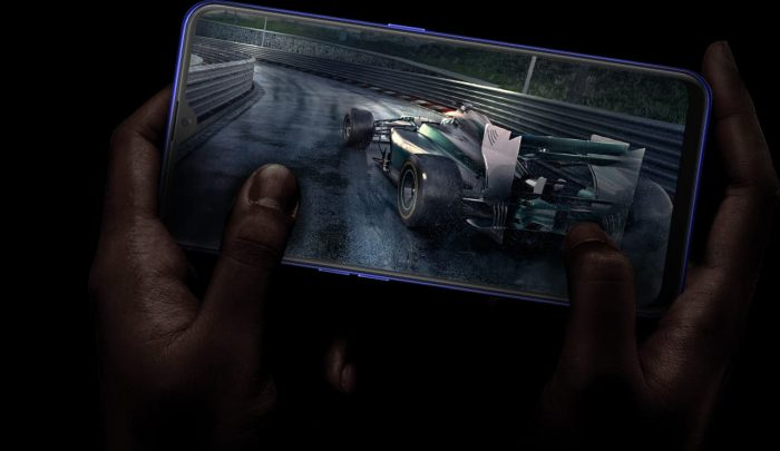 OPPO F11 Feature Game