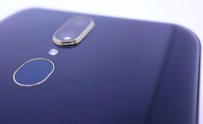 OPPO F11 Fingerprint