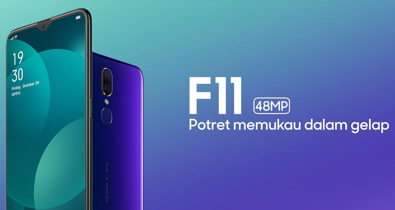 OPPO F11 Special