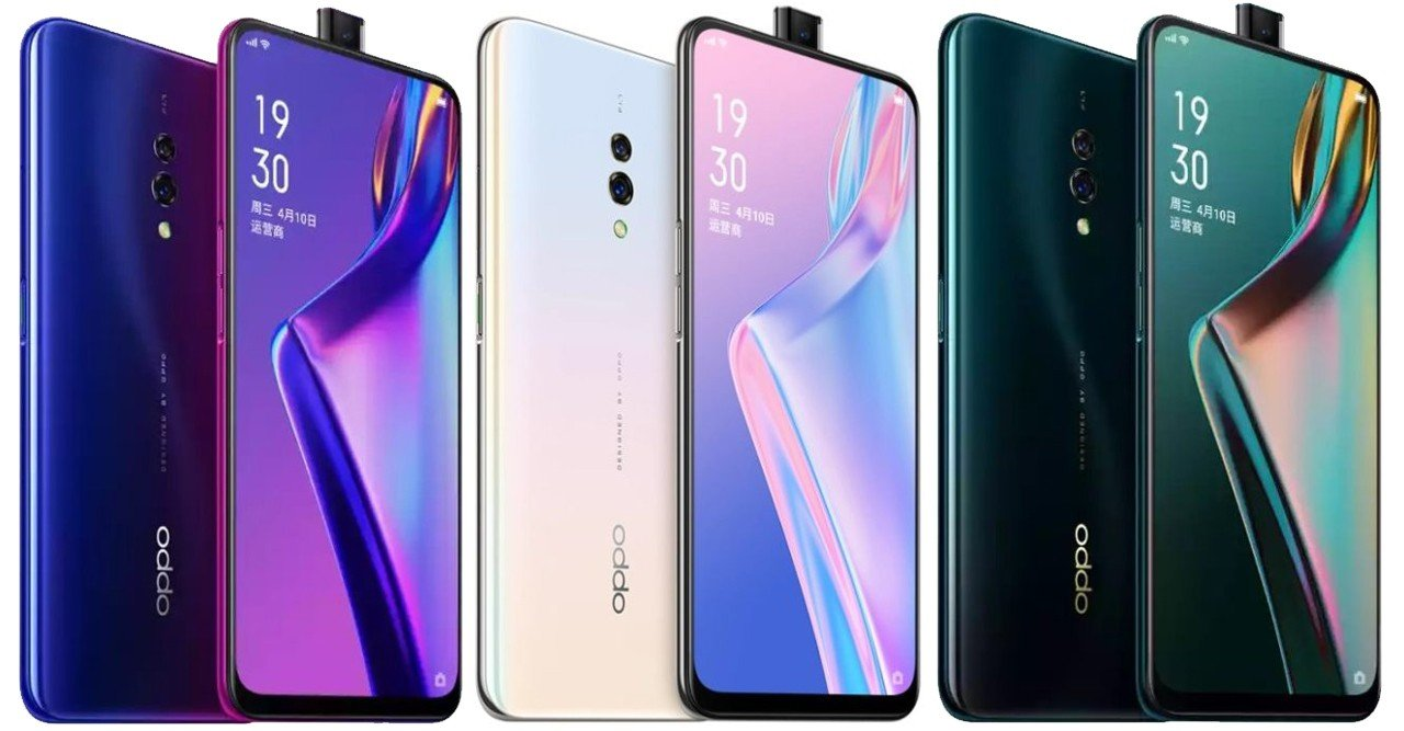 Image result for Oppo K3