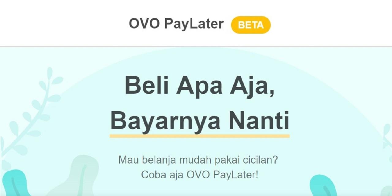 OVO PayLater Adalah Header