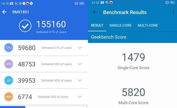 Realme3Pro Benchmark