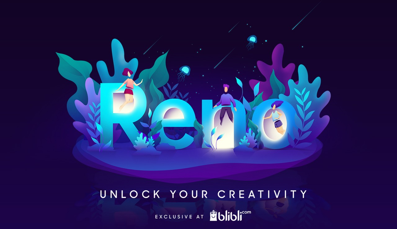 Reno Unlock Your Activity Feature