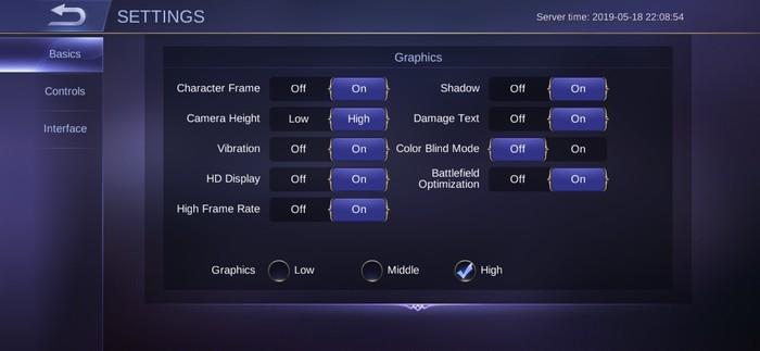 Review realme C2 Mobile Legends