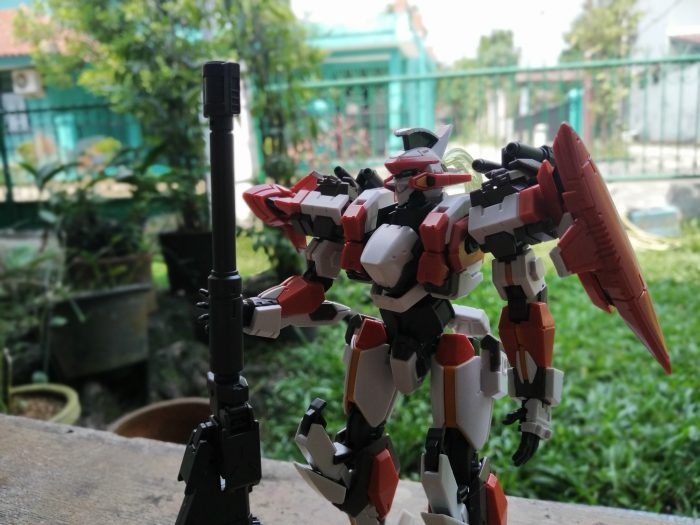 Robot Bokeh Redmi 7