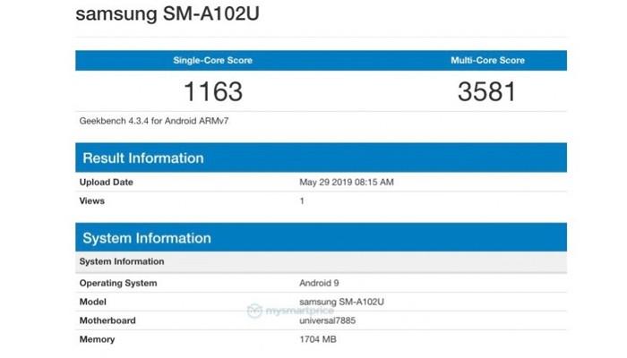 Samsung-Galaxy-A10e-Geekbench