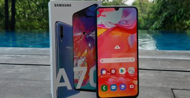 Samsung Galaxy A70 All