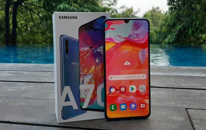 Samsung Galaxy A70 All
