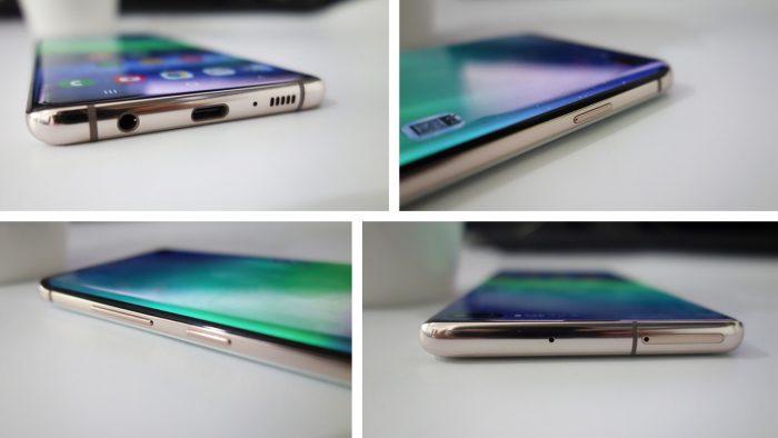 Samsung Galaxy S10 Plus - Desain