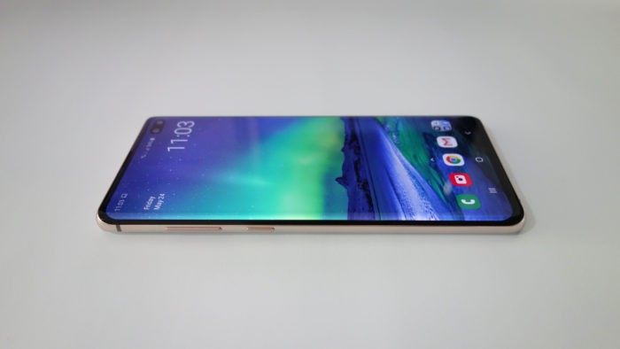 Samsung Galaxy S10 Plus - Sisi